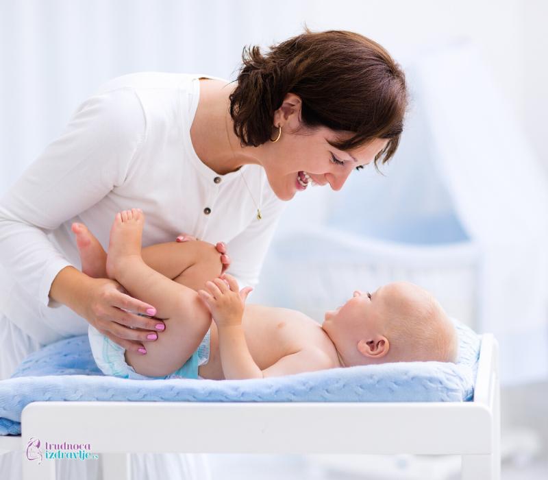 Potrebna oprema za bebu kada stigne kući (1)