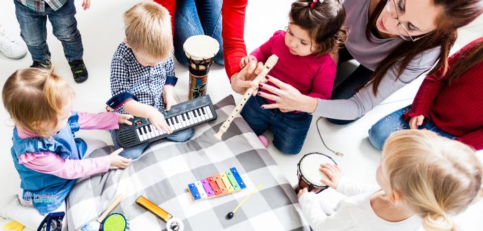 Muzički program za bebe
