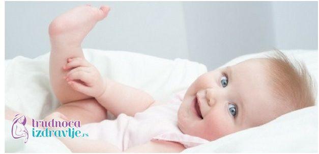 Beba i Zubi – Nicanje Mlečnih Zuba - Trudnoća i Zdravlje