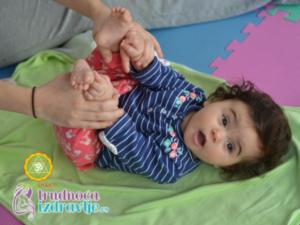 Yoga vežba za mame i bebe fizički korisna, jača  emotivnu, fizičku i duhovnu vezu,  instructor yoge član stručnog tima portala Trudnoca i zdravlje.