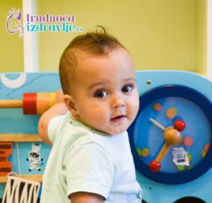 Vestibularna stimulacija bebe i dece u ranom razvoju, defektolog somatoped član stručnog tima portala Trudnoća i zdravlje