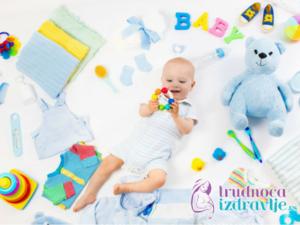 Saveti: novorodjenče je stiglo iz porodilišta a roditelji treba da primenjuju odredjenu higijenu prostora i vode računa o bezbednosti bebe.