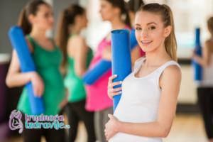 Profesor sporta i fitness instruktor, clan stručnog tima portala Trudnoća i zdravlje, o tome ko može da vežba u trudnoći i značaju vežbanja u očuvanju zdravlja trudnice i bebe.