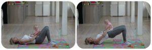 Vežbanje posle porođaja (1)