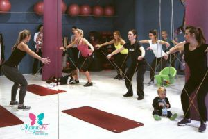 Vežbanje posle porođaja (4)