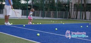 Iskustva i preporuke teniskog trenera i člana stručnog tima Portala Trudnoća i zdravlje : Tenis za decu od 4 do 6 godina.