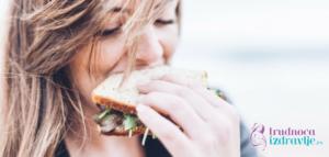 Brojni su saveti o pravilnoj ishrani u trudnoći.