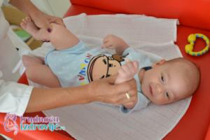 Hipotonus je smanjeni tonus mišića bebe.