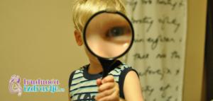 Rano otkrivanje problema sa vidom kod dece je važno.