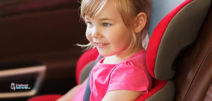 Kako izabrati autosedište za bebu i dete (3)