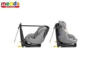 Najnovije autosedište za bebe sa tehnologijom AxissFix Vazdušnih Jastuka u Menda dečijom radnji.