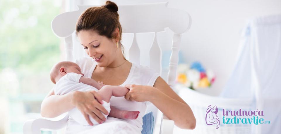 Potrebe za Mlekom u Prvih Mesec dana Novorođenčeta