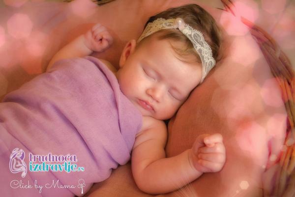 Zaštita bebe od infekcija Tokom proleća