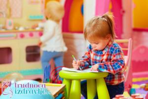 Značaj Prilagođavanja Deteta na KolektivVrtić - Uspešnost Tog Procesa Utiče na Kasnije