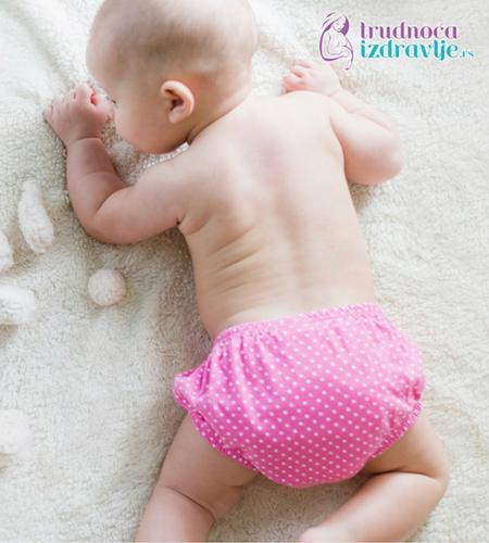 beba alergije roze pelene