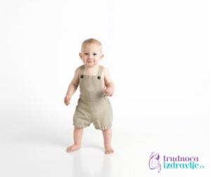 Kako u prvoj godini života u težini, napreduje beba, po mesecima.
