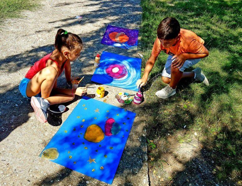 Kreativnost dece treba podsticati jer utiče na odrastanje i kvalitet života dece.