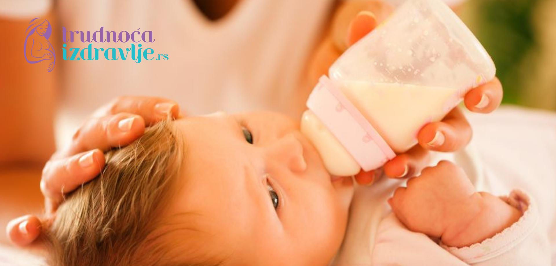 Zašto je Preporučeno Da se Probiotici Daju Bebema od Prvih Dana Koje su Rođene Carskim Rezom - Trudnoća i Zdravlje