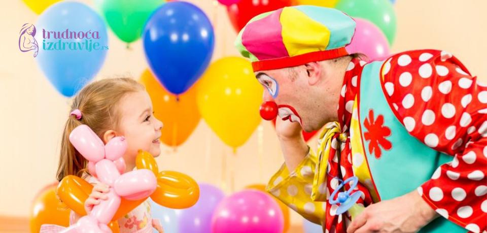 Dečiji rodjendan, igraonice, bioskop ili kućna zabava?