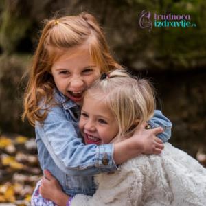 Dete mora imati makar jednog prijatelja, odnosno osobu koja ga voli i kojoj ono znači.