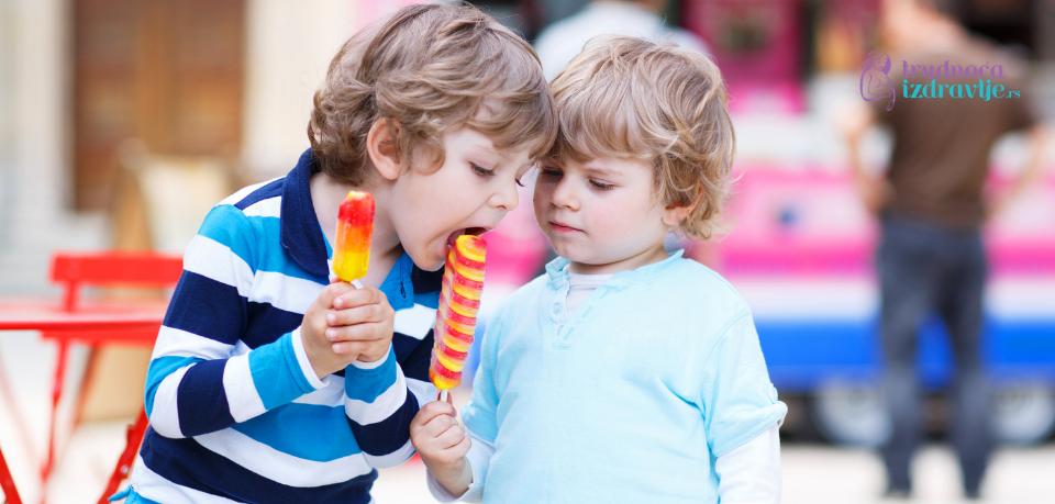 Vodite računa gde kupujete sladoled, proverite rok trajanja!