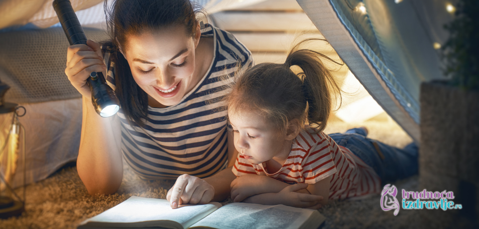 Život deteta koje voli knjige je nemerljivo bogatiji od života onoga ko ne čita. Kako se gradi ljubav ka knjizi?