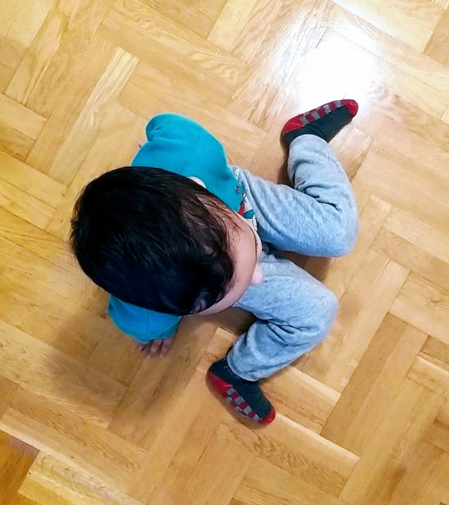 Svakodnevne aktivnosti deteta mogu pomoći u lečenju deformiteta stopala (1)