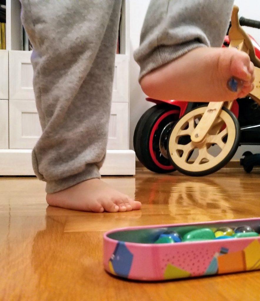 Svakodnevne aktivnosti deteta mogu pomoći u lečenju deformiteta stopala (7)