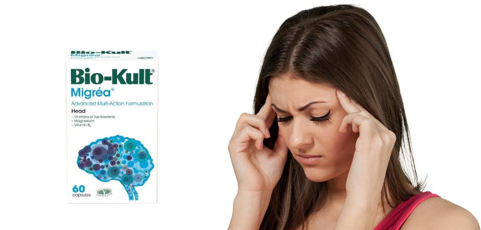 BioKult Migrea, za prevenciju migrenoznih glavobolja (1)