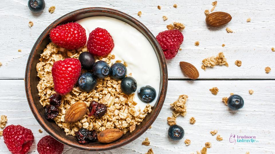 Voće i dijabetes, trudnoća i zdravlje (1)