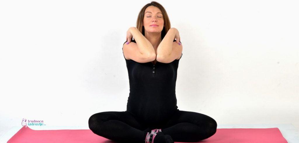 Rotacija i opuštanje ramenog pojasa
