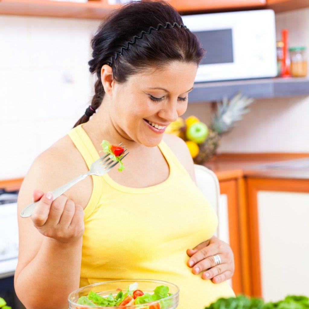 Telesna tezina u trudnoci 1