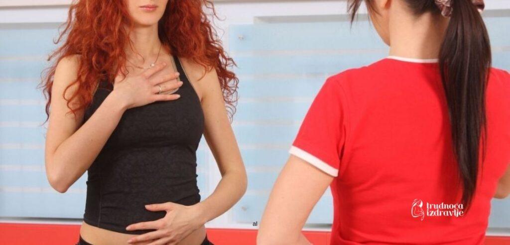 sta trudnica treba da zna o fizickoj aktivnosti u trudnoci