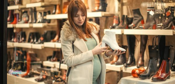 Izbor obuće u trudnoći