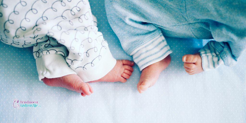 Prednosti dojenja za bebu