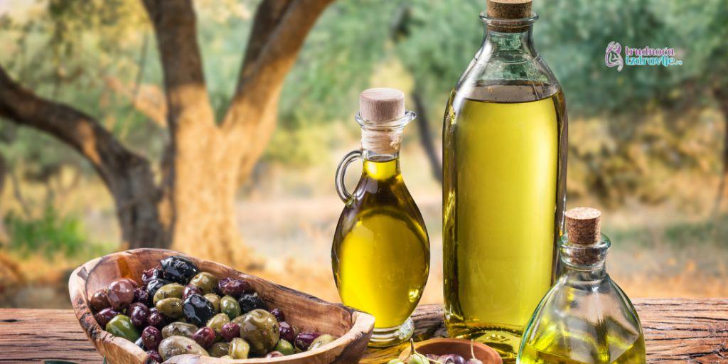 Hladno ceđeno, devičansko maslinovo ulje