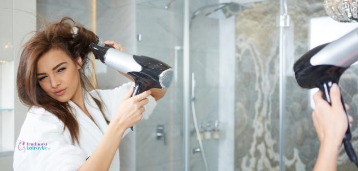 Kako je sve moguće oštetiti kosu