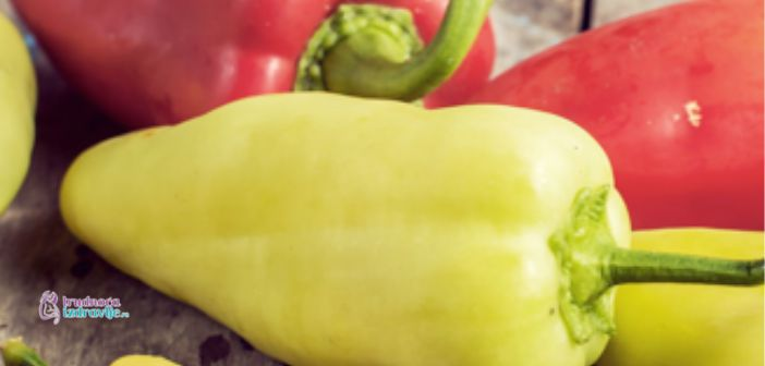 Paprika u ishrani trudnica i nakon trudnoće