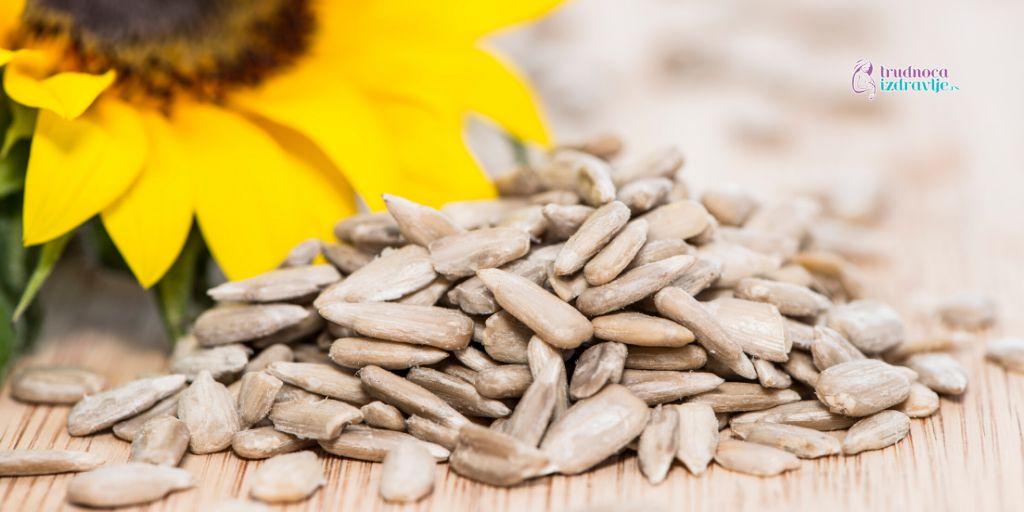Jezgro suncokreta u zdravoj ishrani