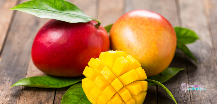 Zdrava ishrana, mango