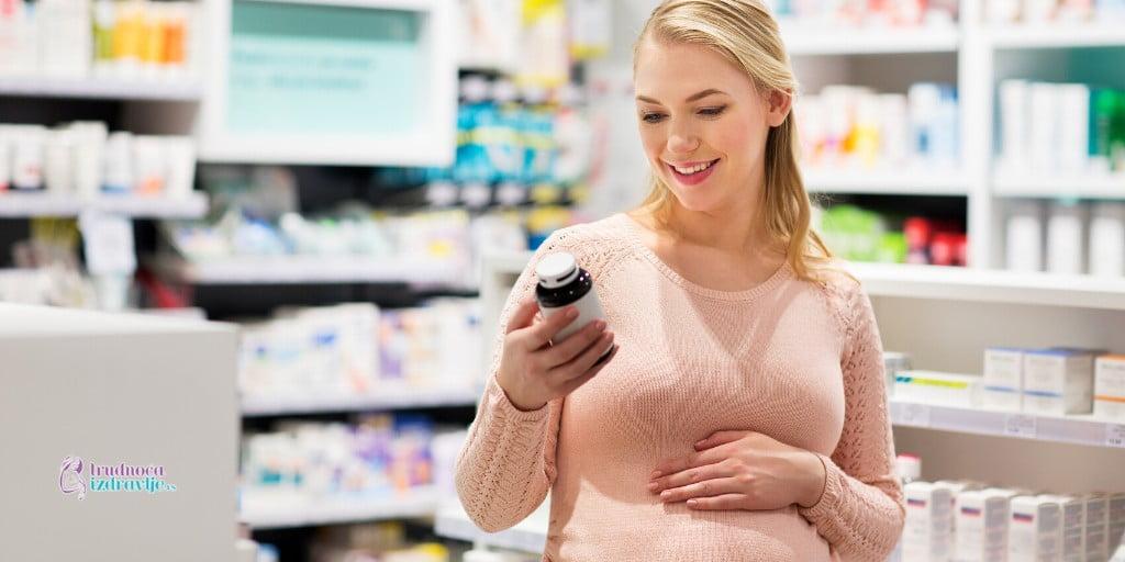 Da li se smeju uzimati lekovi u trudnoći?
