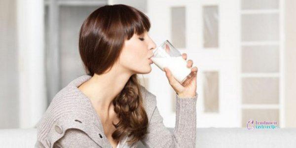 potrebe za mlekom i mlečnim proizvodima, za mame koje doje