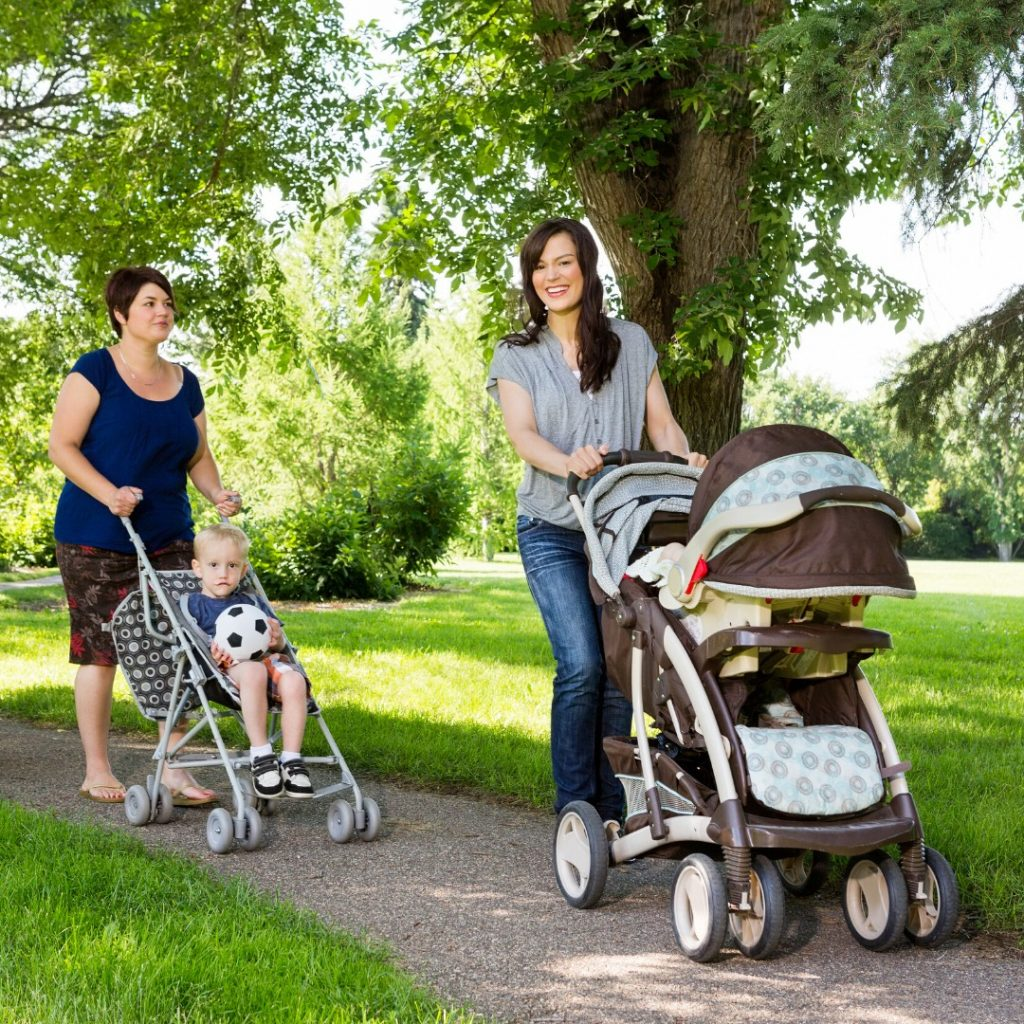 Prva bebina šetnja (1)