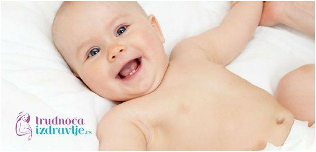 Beba i Zubi -  Znaci Nicanja Zuba kod Bebe - Trudnoća i Zdravlje