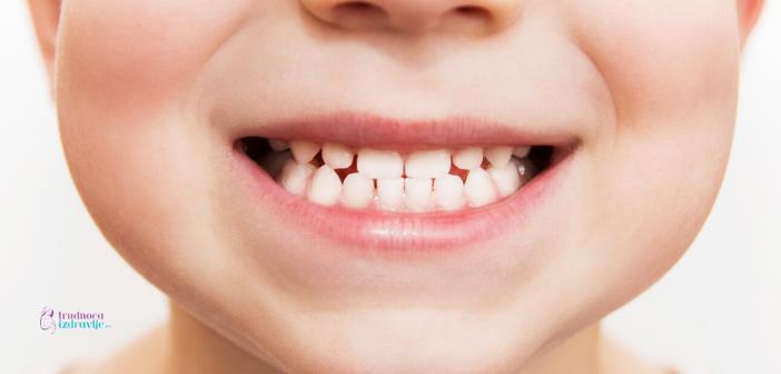 Da li su mlečni zubi važni