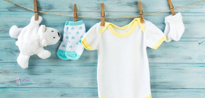 Kako održavati higijenu bebine odeće