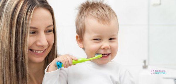 Pranje zuba kod beba i male dece