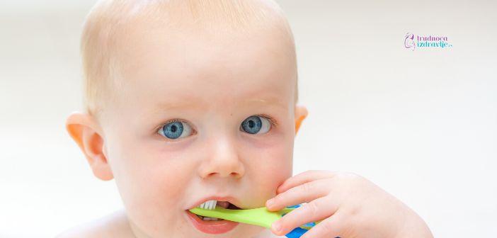 Oralna higijena beba i male dece