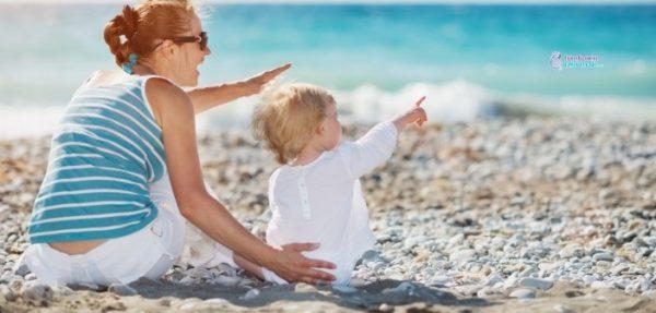 Zaštita kože bebe od sunca