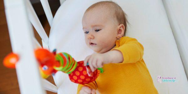 Razvoj čula kod beba